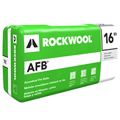 ROCKWOOL AFB® Stone Wool Insulation