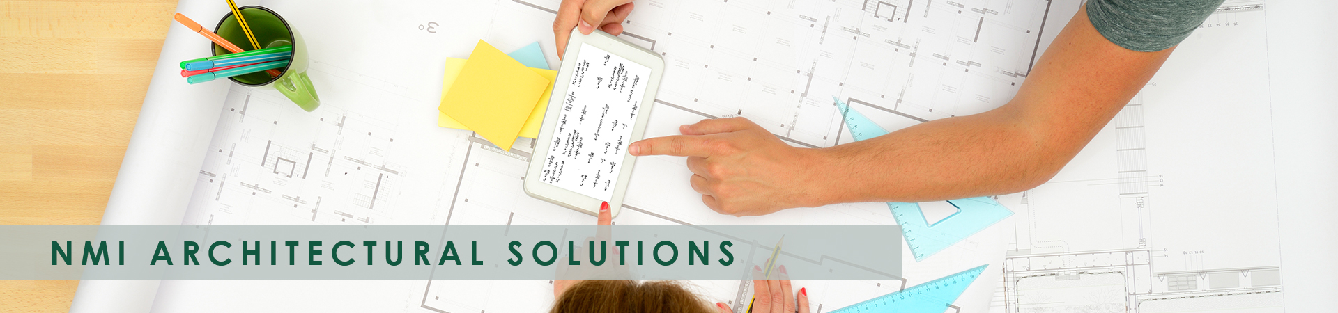 NMI architectural solutions consulting services